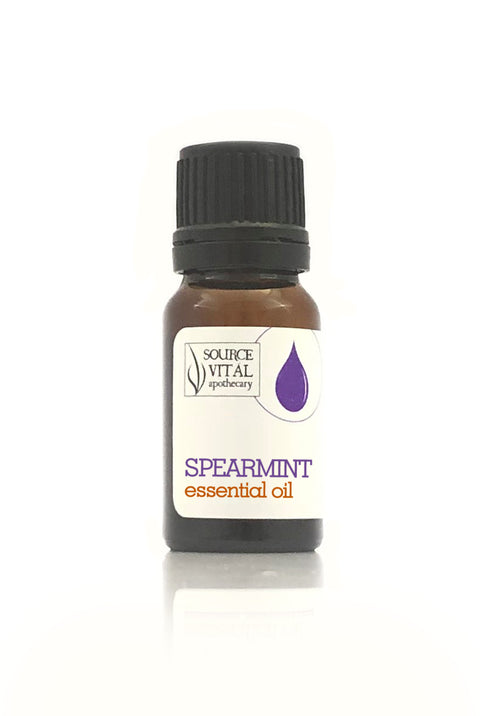 100% Pure Spearmint Essential Oil from Source Vitál