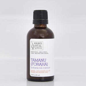 Tamanu (Foraha) Oil (Cold Pressed)