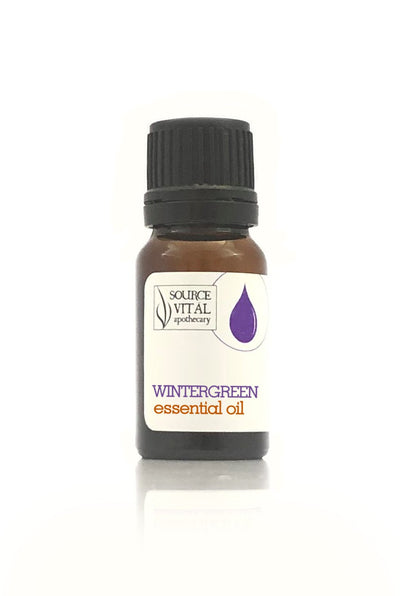 100% Pure Wintergreen Essential Oil from Source Vitál