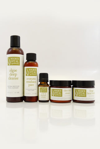 Acne Treatment Kit from Source Vitál