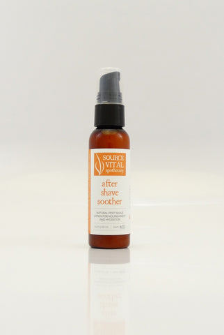 Natural After Shave Soother/Balm/Lotion