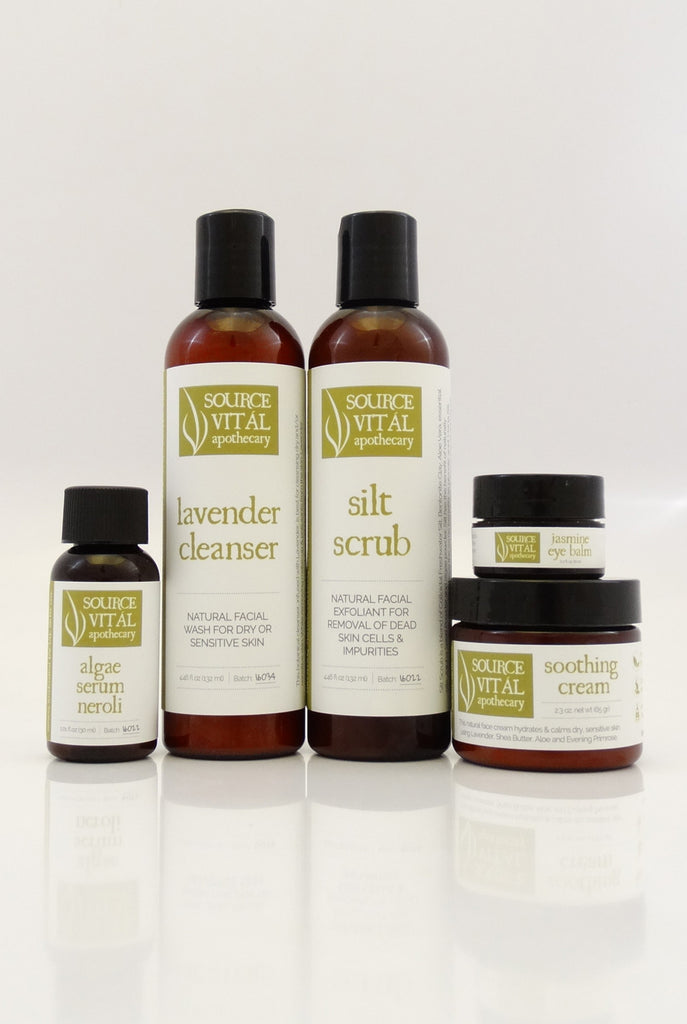 Ageless Skin Kit from Source Vitál