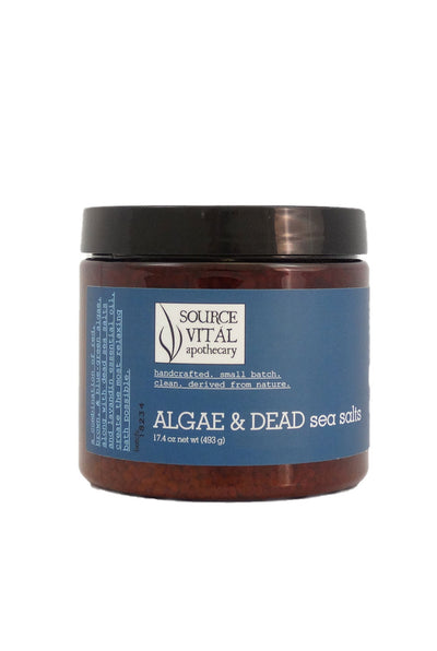 Algae & Dead Sea Salts Combination Bath Soak