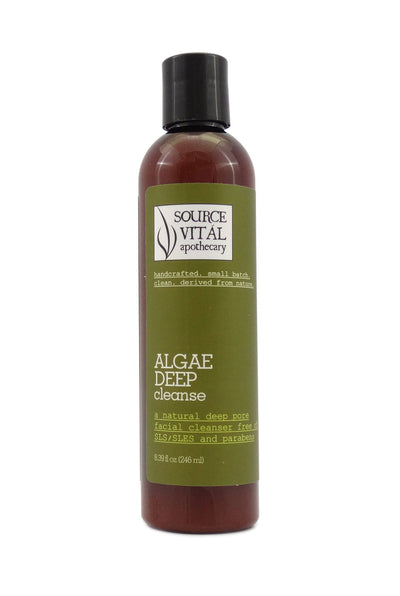 Algae Deep Cleanse Deep Pore Facial Cleanser