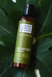 Algae Deep Cleanse, Natural/Deep Cleansing Facial Wash
