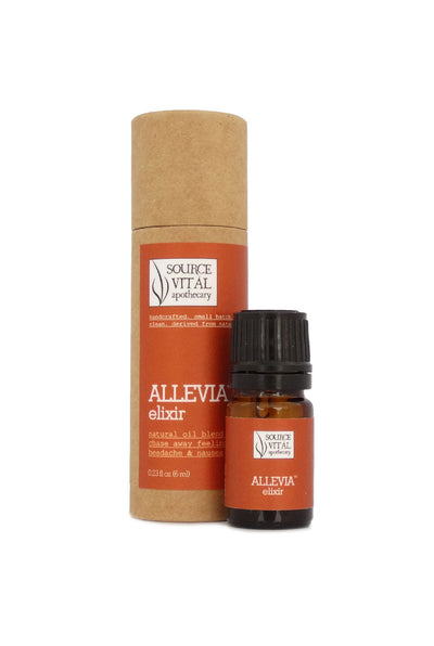 Allevia Natural Headache & Migraine Relief from Source Vitál