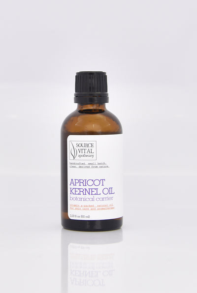 100% Pure Apricot Kernel Oil from Source Vitál