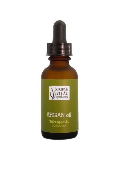 Organic, Virgin, Cold-Pressed Argan Oil
