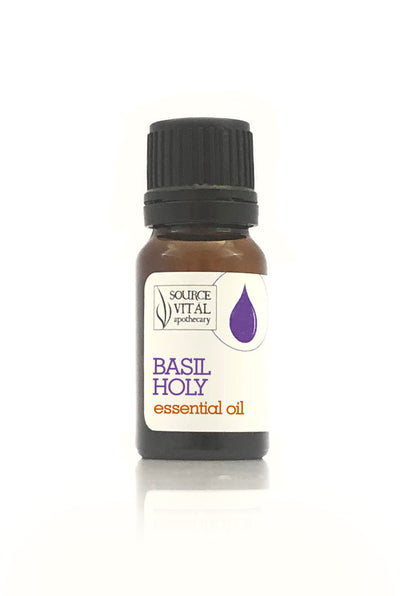 100% Pure Basil Holy Essential Oil