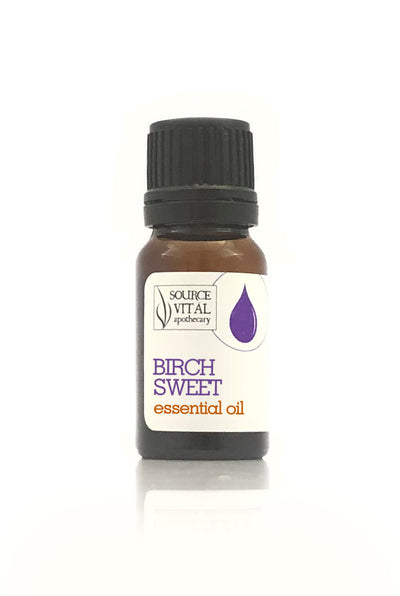 100% Pure Birch Sweet Essential Oil
