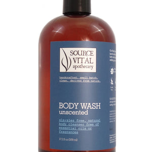 Body Wash Unscented