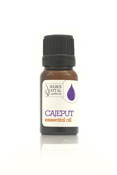 100% Pure Cajeput Essential Oil from Source Vitál