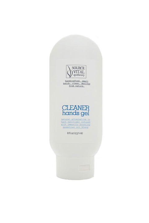 Cleaner Hands Gel