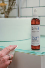 Cleaner Hands Spray for Hard Surfaces