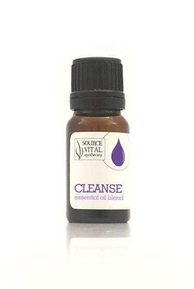 Cleanse Essential Oil Blend to Help Support Immunity Functions