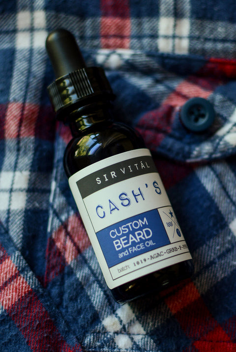 Make Your Own Beard (and Face) Oil