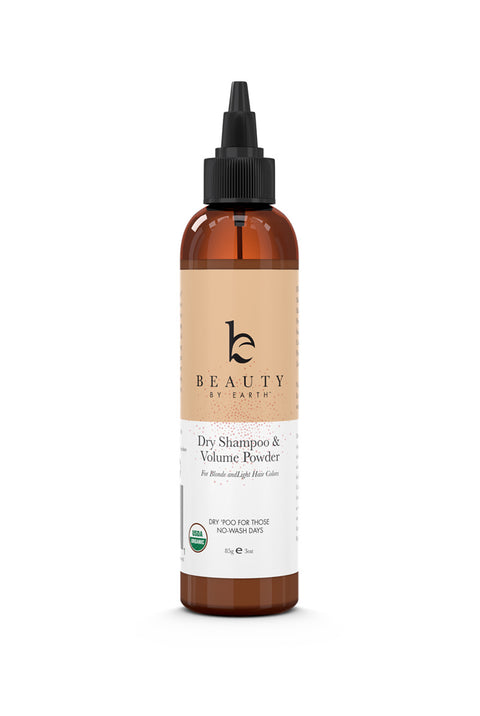 Beauty by Earth Organic Dry Shampoo for Light/Blonde Hair