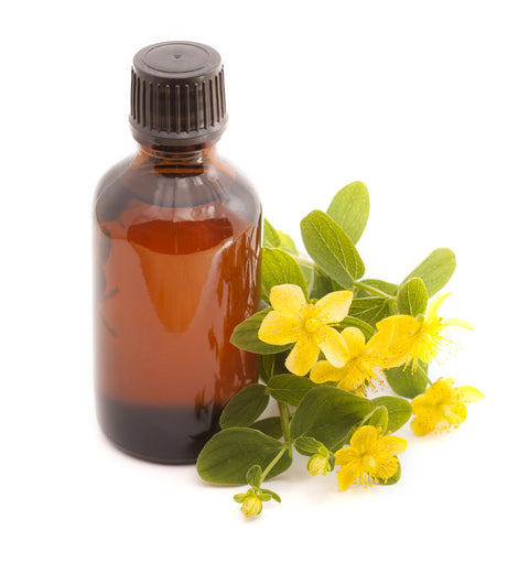 St. John's Wort Essential Oil (Wild Crafted)