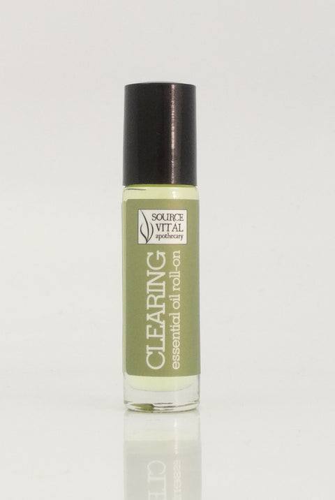 Clearing Essential Oil Roll-On