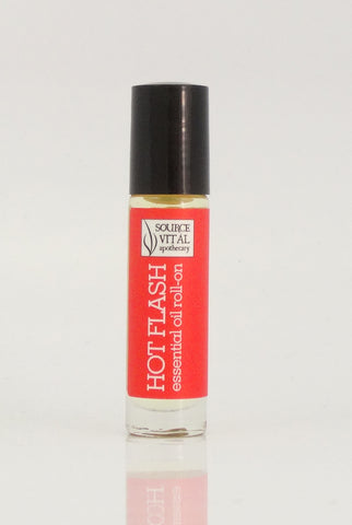 Hot Flash Essential Oil Roll-On