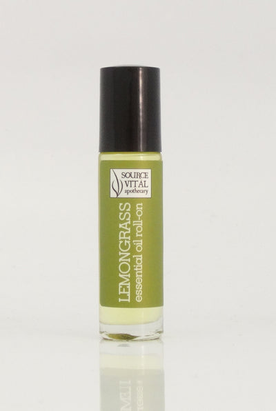 Lemongrass Essential Oil Roll-On