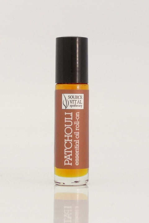 Patchouli Essential Oil Roll-On