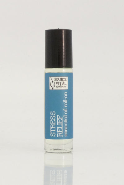 Stress Relief Essential Oil Roll-On