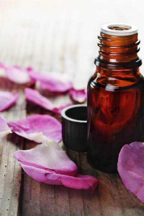 Pure Rose Absolute Essential Oil