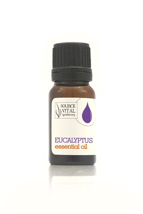 100% Pure Eucalyptus Essential Oil from Source Vitál