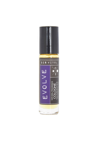 Evolve Natural Cologne - 100% Pure Essential Oil and Botanical Blend