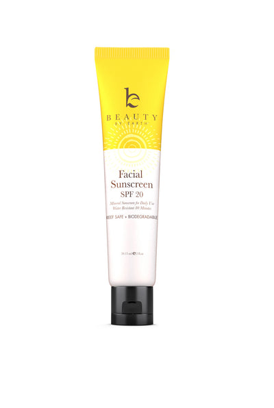 Beauty by Earth Facial Sunscreen SPF 20
