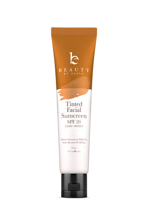 Facial Sunscreen Tinted SPF 20