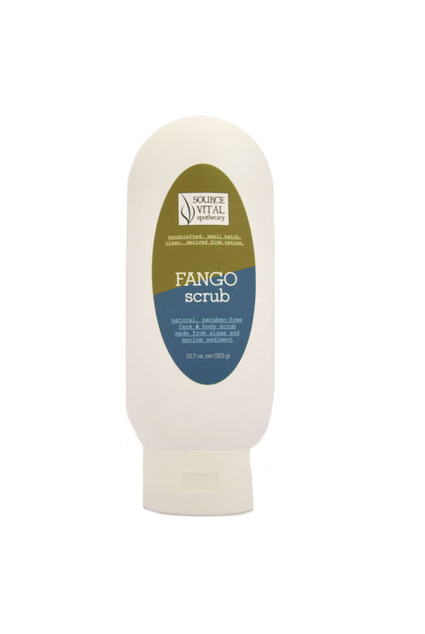 Fango Scrub, a Natural Exfoliation Scrub for face and body to Improve Appearance of Acne, Oily, Congested Skin