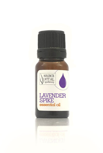 100% Pure Lavender Spike Essential Oil from Source Vitál