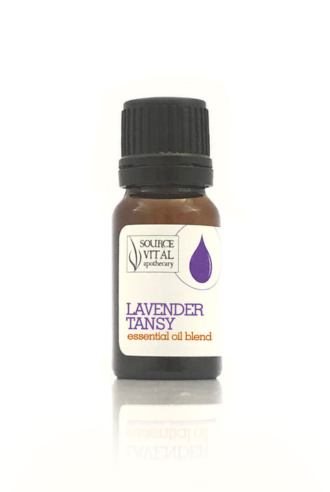 Lavender Tansy Essential Oil Blend / Diffusion Blend - 100% Pure
