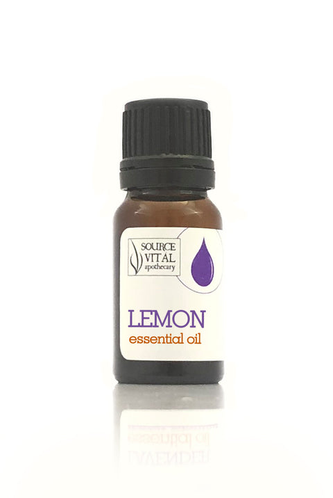 100% Pure Lemon Essential Oil from Source Vitál