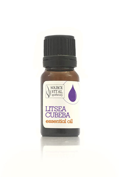 100% Pure Litsea Cubeba (May Chang) Essential Oil from Source Vitál