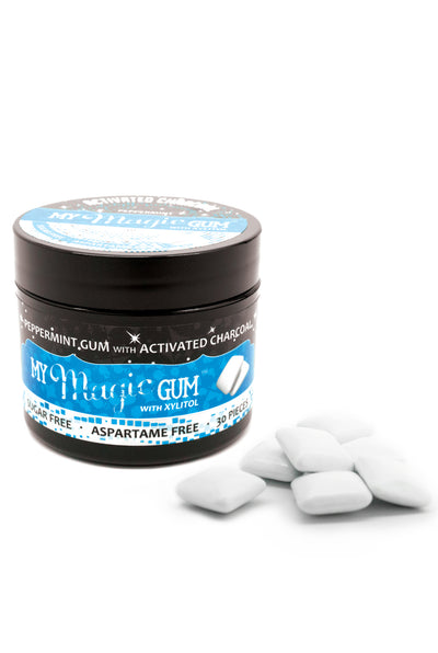 MyMagic Charcoal Gum