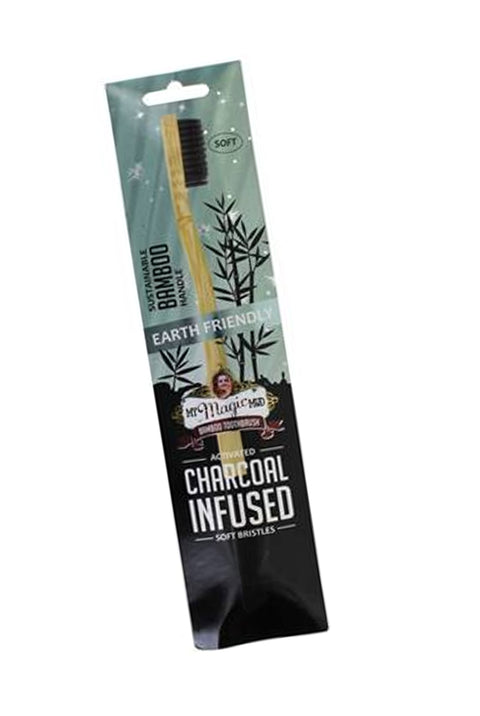 Earth-Friendly, Sustainable Toothbrush from My Magic Mud