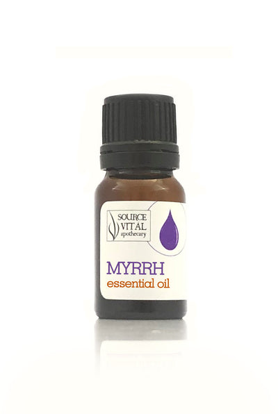 100% Pure Myrrh Essential Oil