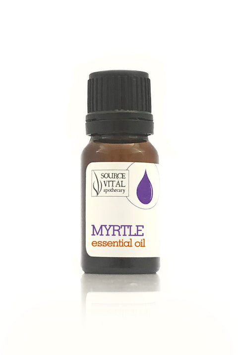100% Pure Myrtle Essential Oil from Source Vitál