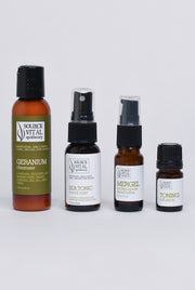 Skin Care Starter Kit for Normal and Combination Skin Types by Source Vitál Apothecary