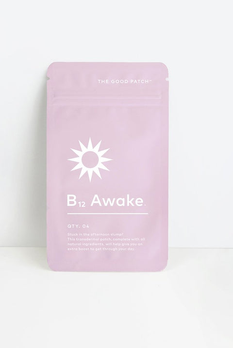 The Good Patch B12 Awake organic topical patch for energy