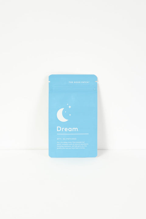 The Good Patch Dream topical patch for a good night's sleep