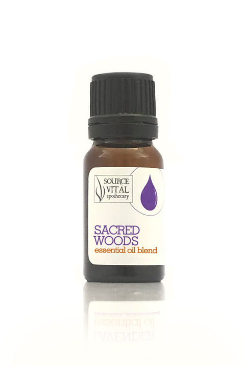 Sacred Woods Essential Oil Blend / Diffusion Blend - 100% Pure