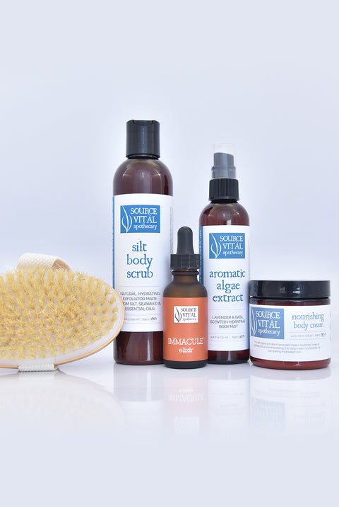 Scar & Stretch Mark Kit for the Body