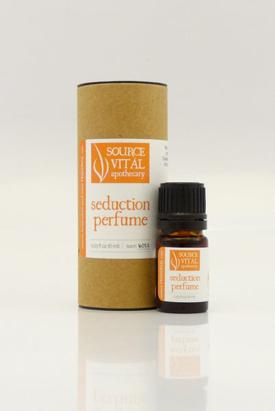 Seduction Natural Perfume