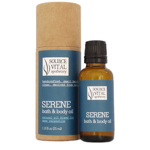 Serene Bath & Body Oil