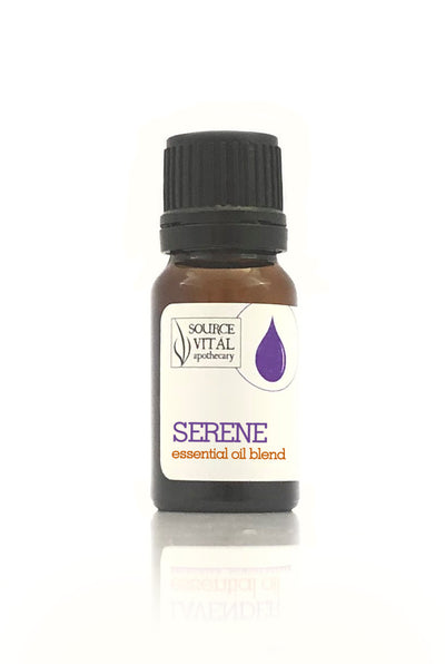 Serene Essential Oil Blend / Diffusion Blend - 100% Pure