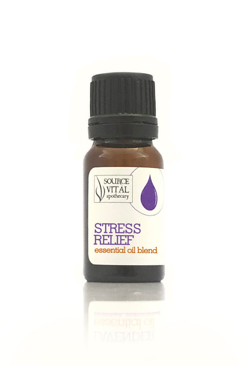 Stress Relief Essential Oil Blend / Diffusion Blend - 100% Pure